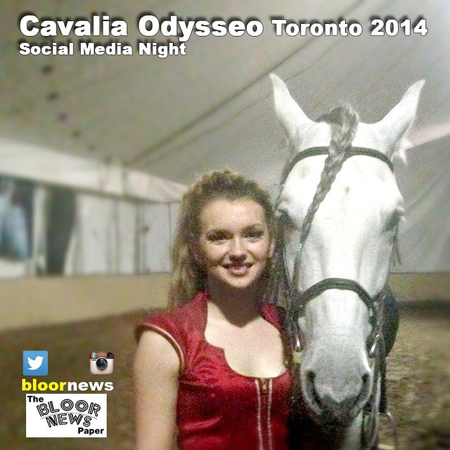 Cavalia Odysseo April 2015 in Toronto cavalia.netSocial Media Night Odysseo @Cavalia@FLIP_PUBLICITY@AshleyBelmerPR#OdysseoTO#Odysseo#Theater#Stage#Reviewpascbgcavalia