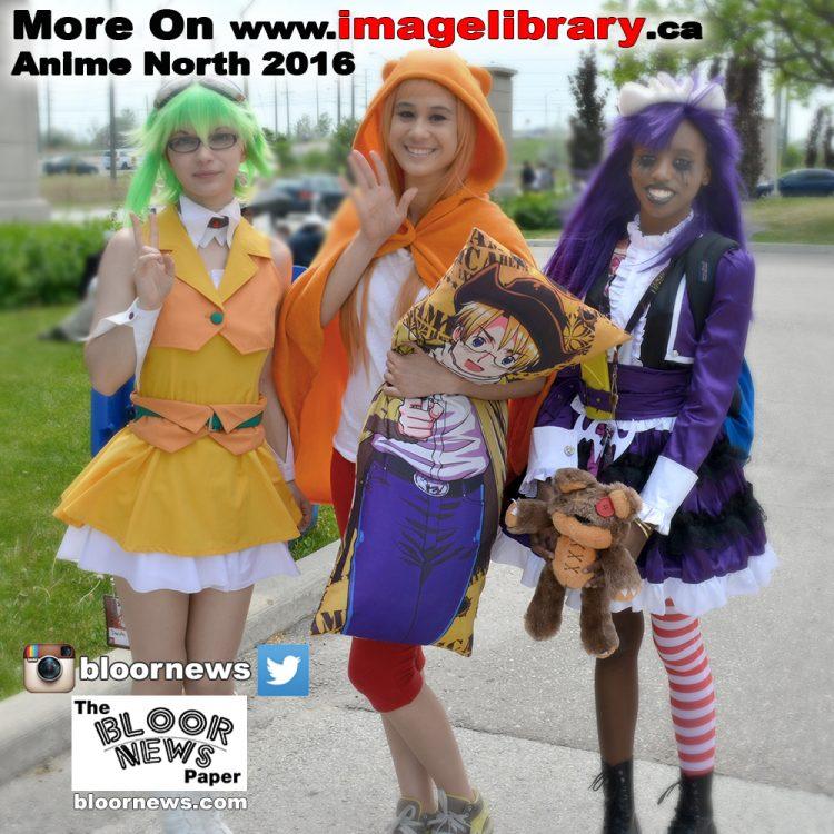 Anime North 2016 Toronto Congress Center