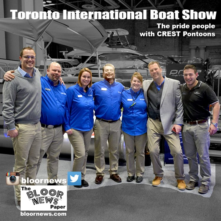 Toronto International Boat Show 2017
