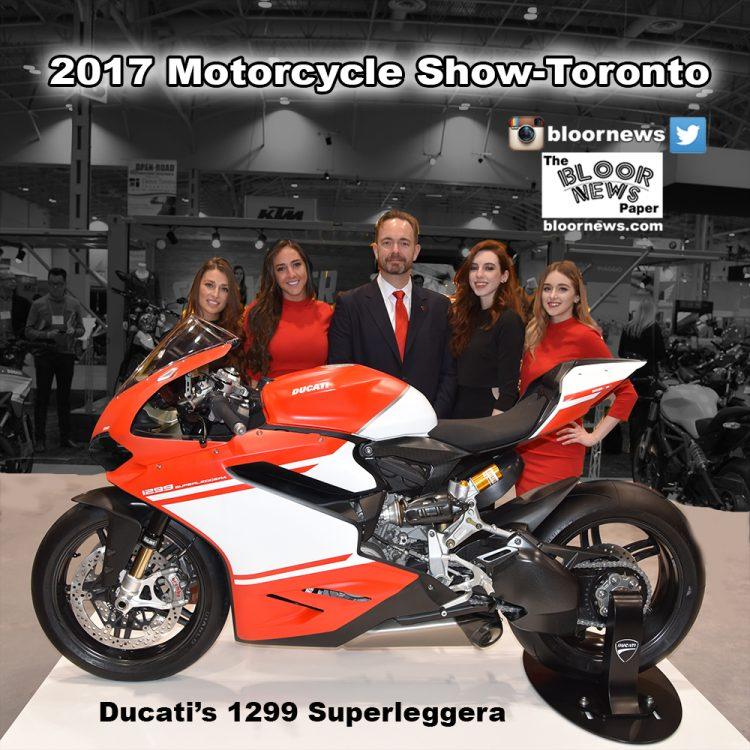 2017 Motorcycle Show-Toronto