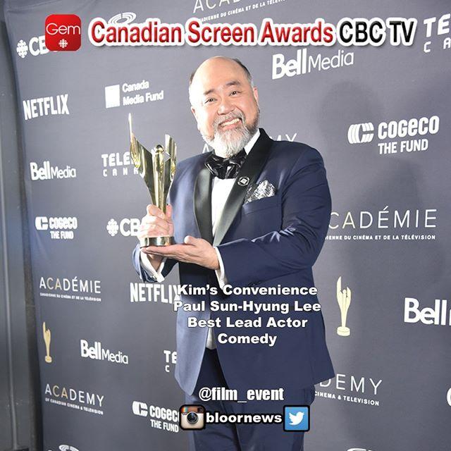 Kim's ConvenienceBest Comedy ProgramCanadian Screen Awards#KimsConvenience#CdnScreenAwards#CdnScreen18#filmindustry#movie#movies#Toronto#cinema#celebritynews#paulsunhyunglee@KimsConvenience@Kimbits416@NATIONALPR@TouchwoodPR@TheCdnAcademy