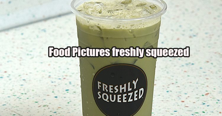 Food Pictures freshly squeezed